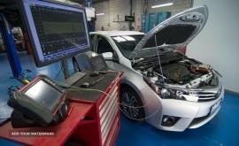 تنظیم موتور خودرو در خیابان کهندژ