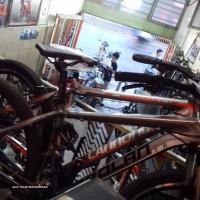 دوچرخه فروشی در بلوار کشاورز