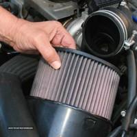 تعویض فیلتر هوا و روغن انواع خودرو
