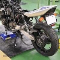 تعمیر انواع موتورسیکلت خارجی