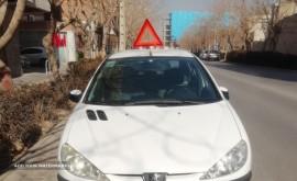 پژو 206 تیپ5 در اصفهان