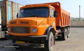 فروش کامیون خاور در اصفهان