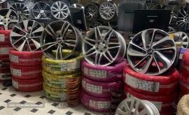 فروش رینگ خودرو - اصفهان تایر