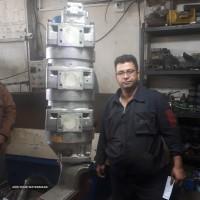 تعمیر پمپ هیدرولیک