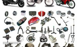 عرضه انواع لوازم یدکی موتور سیکلت