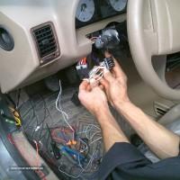 نصب دزدگیر و تعمیرات اتومبیل