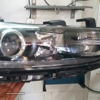شفاف سازی و تعمیرات چراغ خارجی