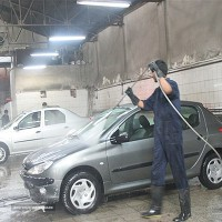 شست و شو ی خودرو در اصفهان