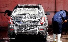 شست و شوی انواع خودرو با شامپو مخصوص