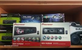 فروش انواع سیستم های صوتی و تصویری خودرو